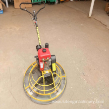 LT-90smooth gasoline concrete power trowel for sale